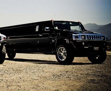 Stretch SUV LIMOUSINES SERVICES
