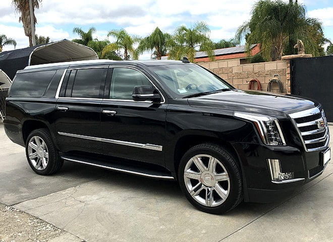 Luxury SUV Cadillac Escalade