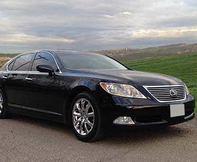 Luxury Sedan Service In Ontario