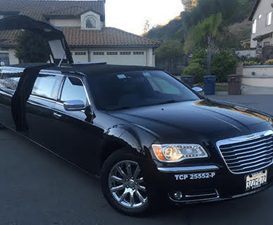 LUXURY SPECIAL EVENT LIMOUSINE
